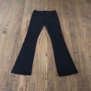 IVIVVA black flared leggings